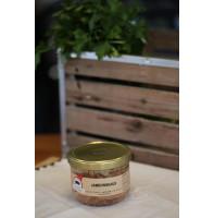 saucisse seche a la myrtille